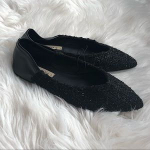 Zara black Women's Shoes